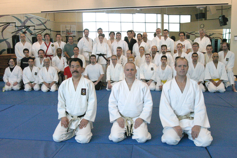 Ground Fighting Seminar